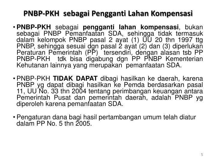 PNBP-PKH  s