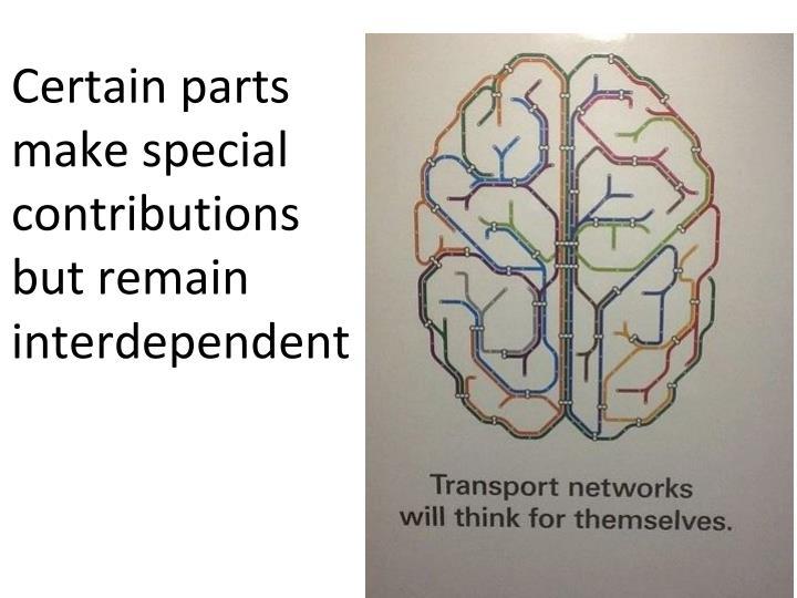 Certain parts