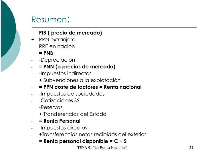 Resumen