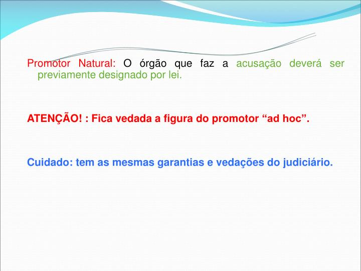 Promotor Natural: