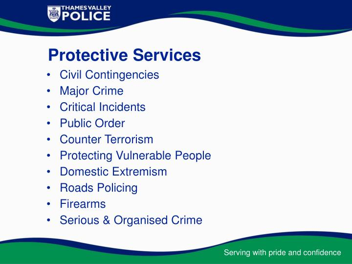 Protective Services