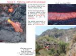 episode 1 premi res constructions volcaniques