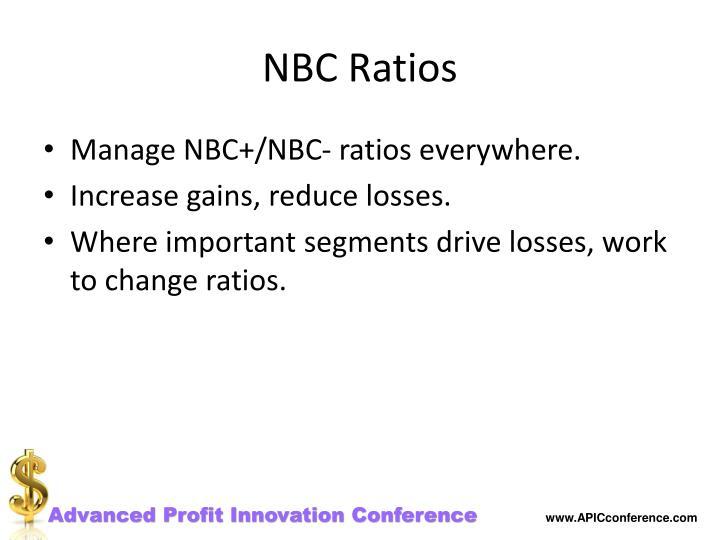 NBC Ratios