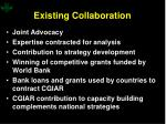 existing collaboration1