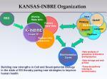 kansas inbre organization