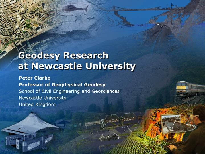 Geodesy Research