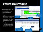 power monitoring