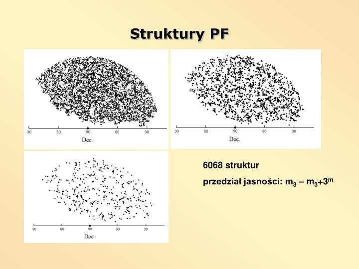 Struktury PF