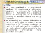 artificial cooling of livestock contd1