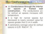 heat coefficients contd1