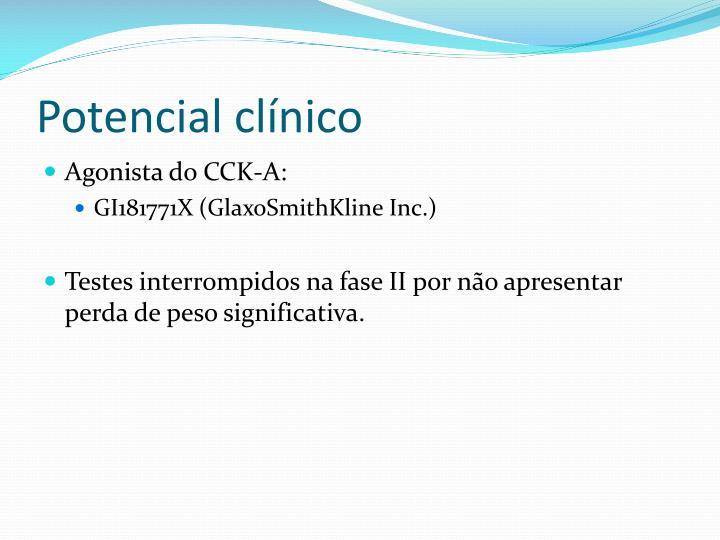 Potencial clínico