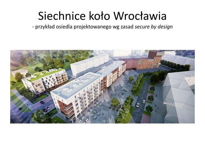 Siechnice koło Wrocławia