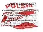 sponsoring mark tyskie
