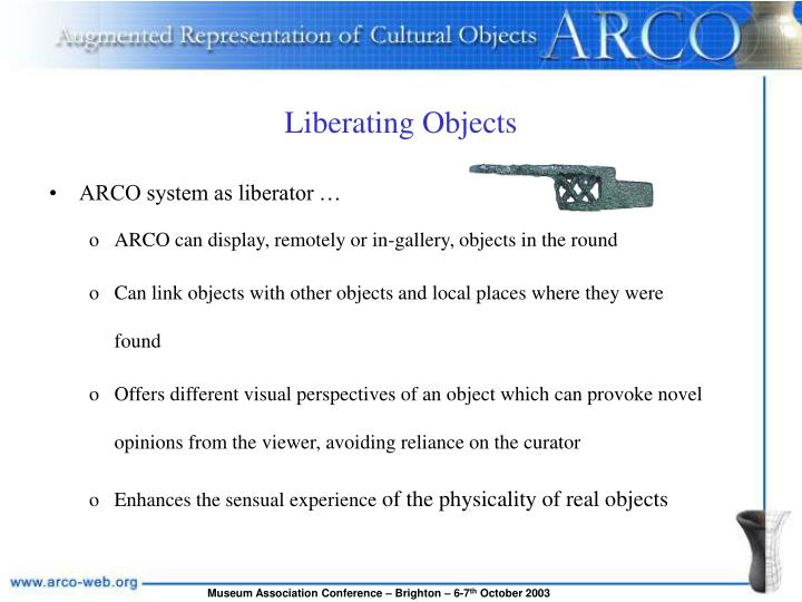 Liberating Objects