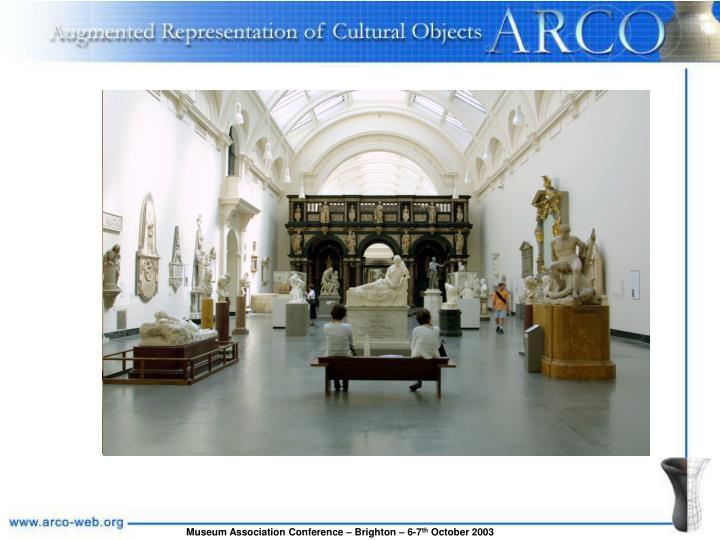 Museum Association Conference – Brighton – 6-7