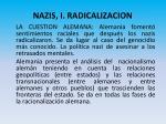 nazis i radicalizacion