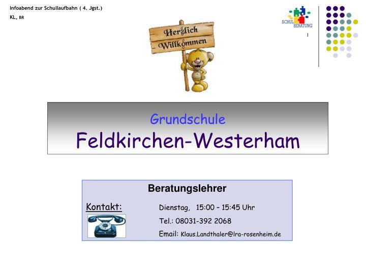 grundschule feldkirchen westerham
