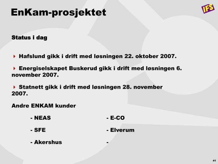 EnKam-prosjektet