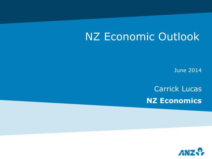 NZ Economic Outlook