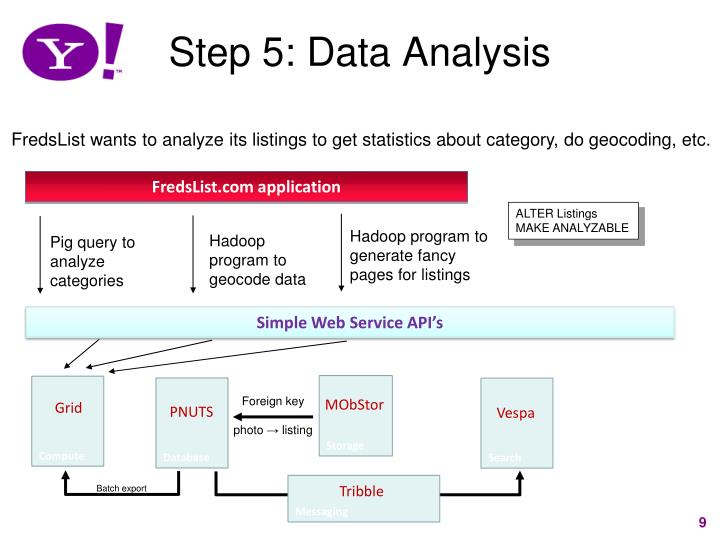 Step 5: Data Analysis