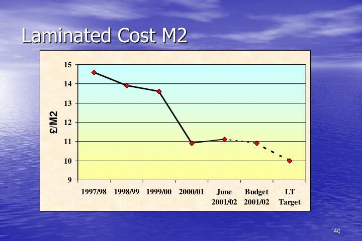 Laminated Cost M2