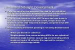 laminated sidelight development