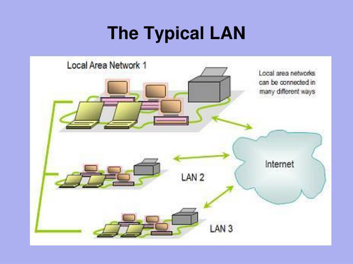 The Typical LAN