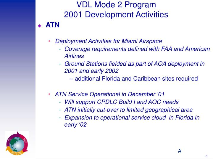 VDL Mode 2 Program