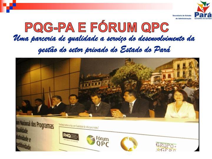 PQG-PA E
