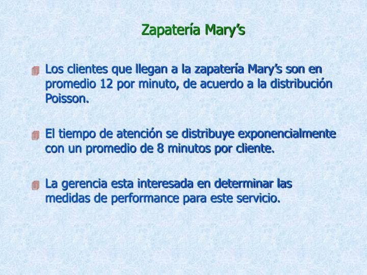 Zapatería Mary's
