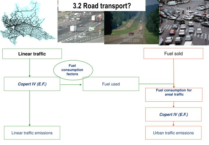3.2 Road transport?