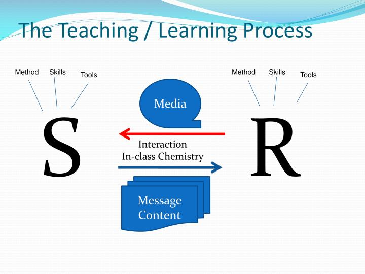 The Teaching / Learning Process