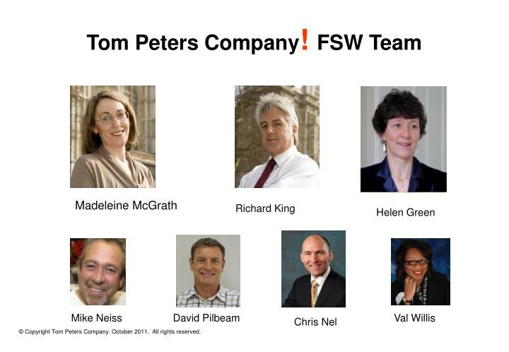 Tom Peters Company