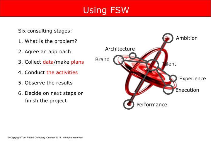 Using FSW