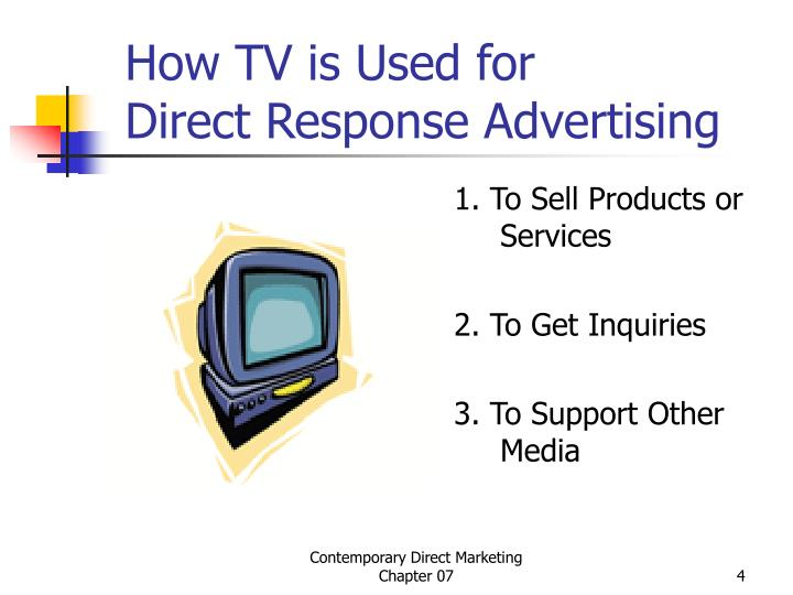 How TV is Used for