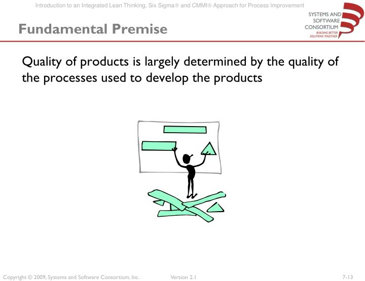 Fundamental Premise