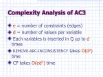 complexity analysis of ac3