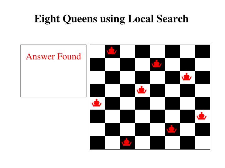 Place 8 Queens