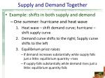 supply and demand together7