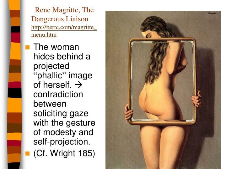 Rene Magritte, The Dangerous Liaison