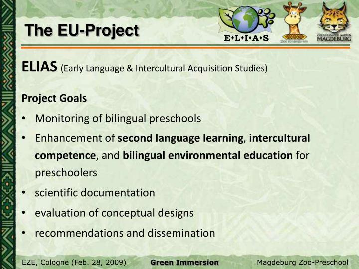 The EU-Project