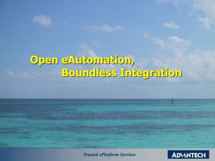 Open eAutomation,