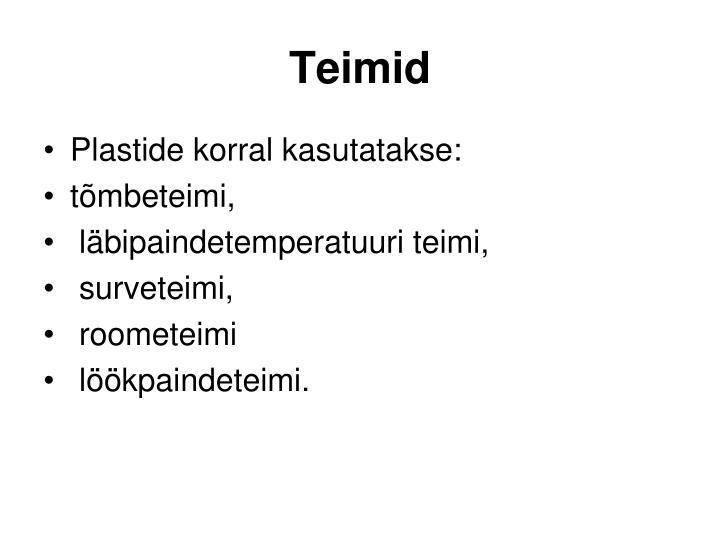 Teimid