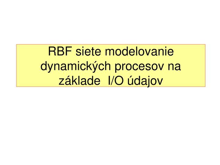 RBF siete
