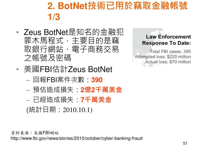 2. BotNet