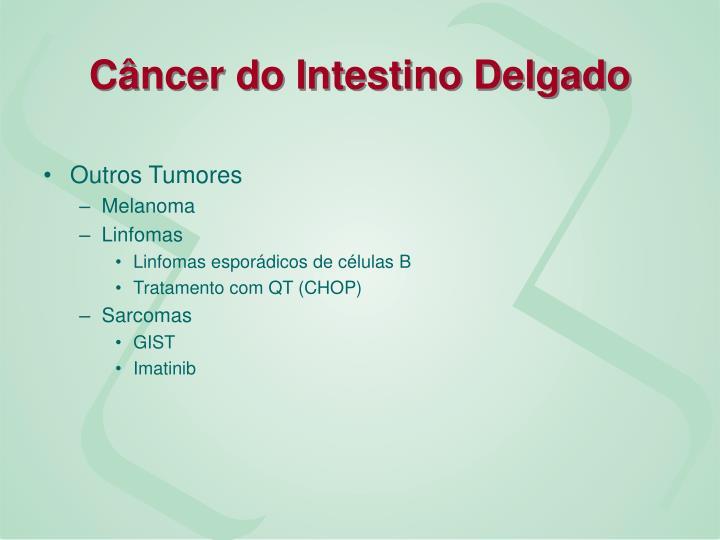 Câncer do Intestino Delgado