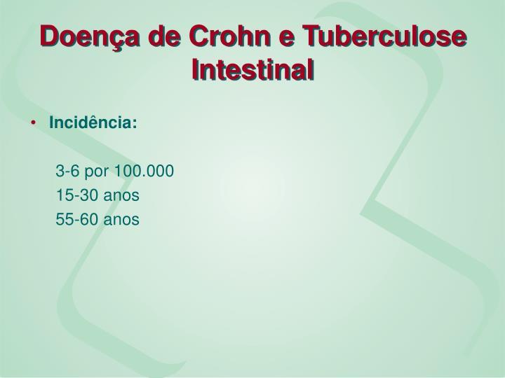 Doença de Crohn e Tuberculose Intestinal