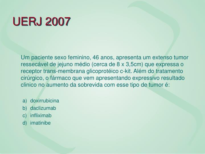 UERJ 2007