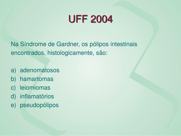 UFF 2004