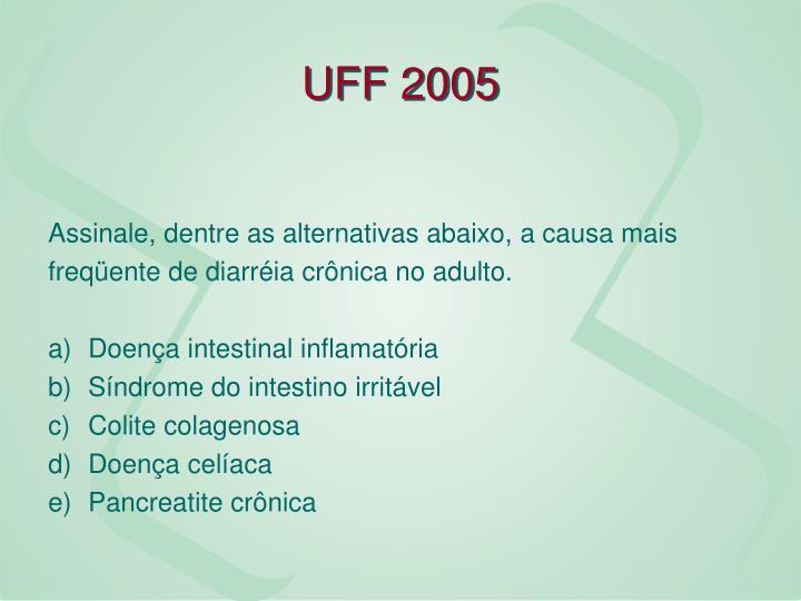 UFF 2005